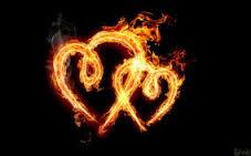 Amour enflammé