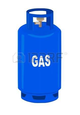 22141044-bouteille-de-gaz-propane