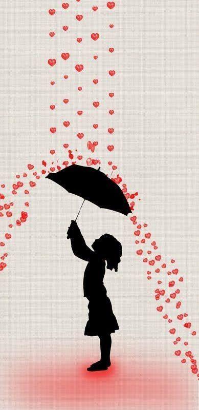 pluie-coeur