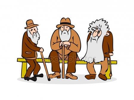 3 vieux