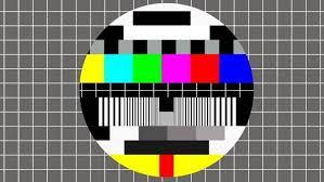 écran télé stop