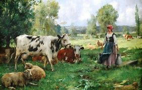 vaches anciennes