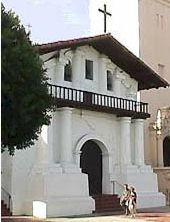 Mission Saint Dolorès aujourd'hui