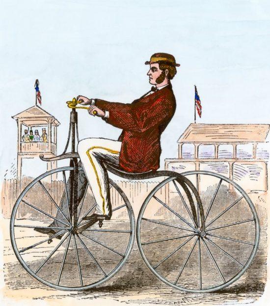 vélocipède