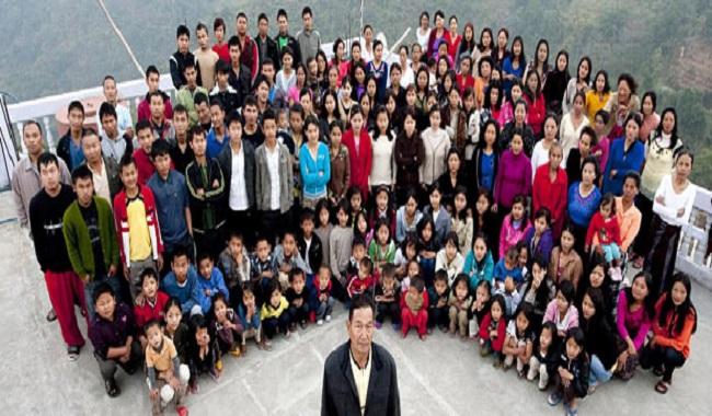 grande famille du monde