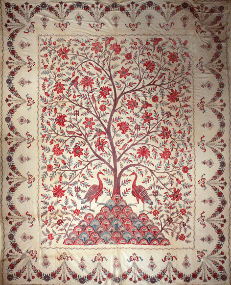 toile indienne