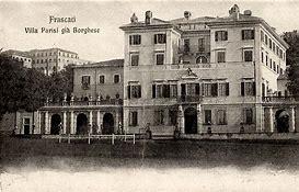villa Frascati