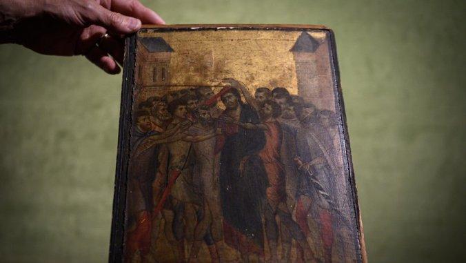 tableau Cimabue