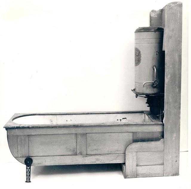 Bath tub.  1977.1217.13.
