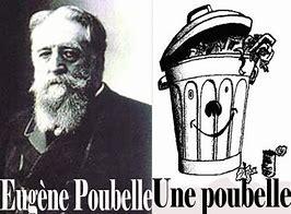 E R Poubelle