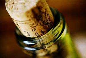 bouchon de liège bouteille