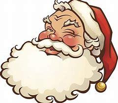 père Noël visage